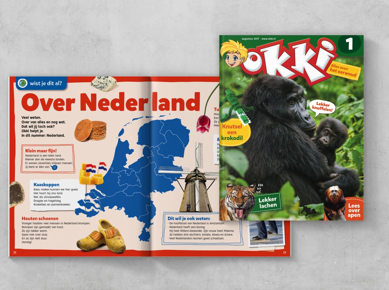 Okki magazine